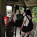 Kiha 100-4 School Girls