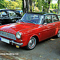 Ford taunus 12 M (P4) berline 2 portes de 1965 (1962-1966)(Retrorencard mai 2011) 01