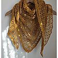 Défi 9: Châle ou écharpe