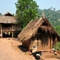 Région de luang namtha et muang sing