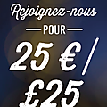 - 20 % minimum sur tout stampin'up!