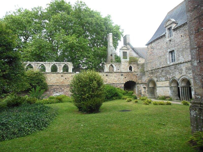 Abbaye de Beauport 1