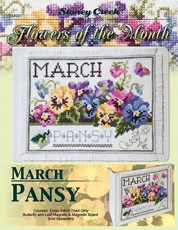 flowers of the month - march