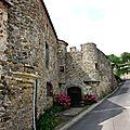 Montaigut Le Blanc - Rue de L'Eglise