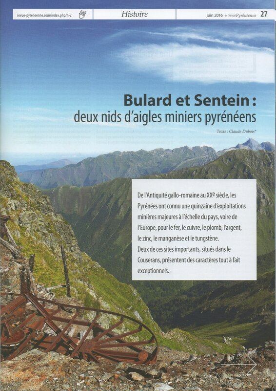 revue pyreneenne