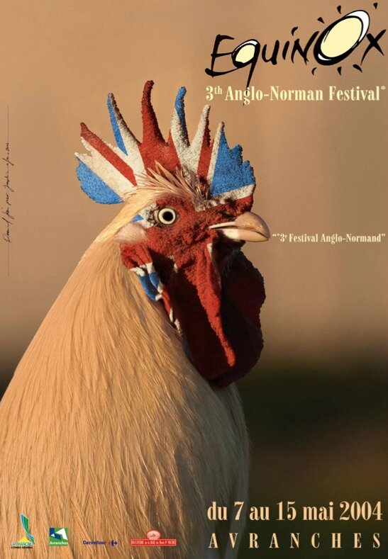 festival anglo-normand equinox 2014 Avranches visuel affiche