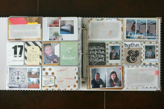 {project life 2014} - Semaine 17