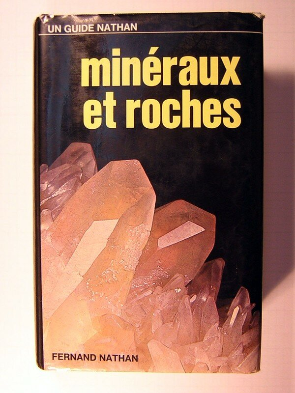 MINERAUX ET ROCHES (Nathan)