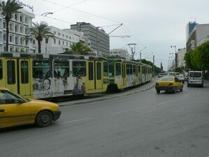 Tunis_Tramway