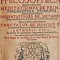L'épistémologie de descartes, par antoinette virieux-reymond
