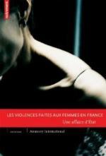 violence femmes amnesty international