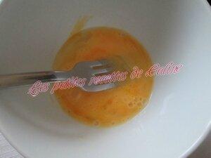 Bowl cake au yaourt vanillé et son coulis de mangue03