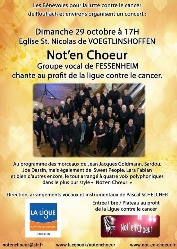 affiche concert not en coeur 2017
