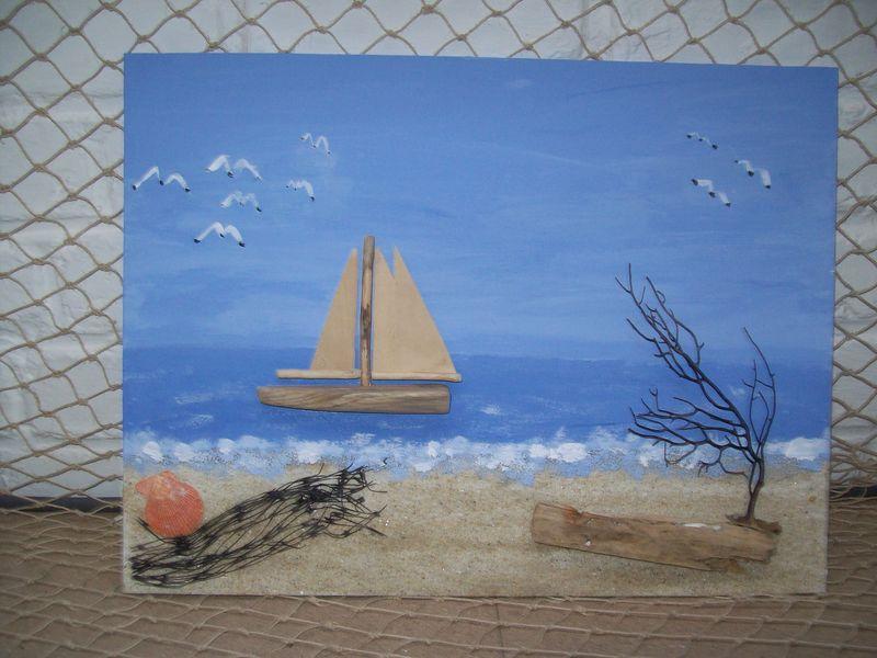pienture acrilyque sur toile avec decorations thierry. Black Bedroom Furniture Sets. Home Design Ideas