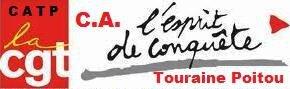 CGT esprit de conquête CATP rouge