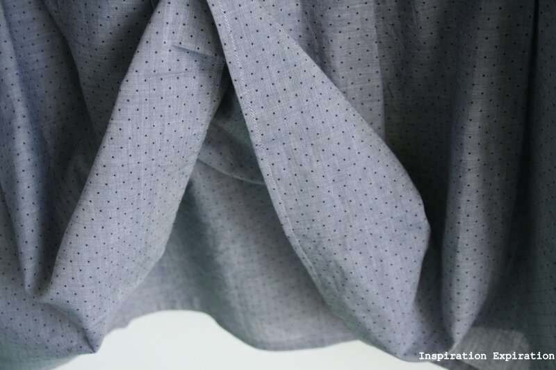 Robe Viviane jupe doublée