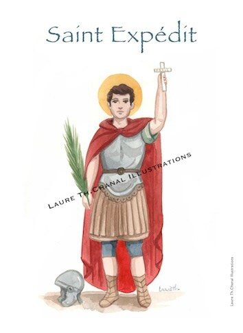st expedit