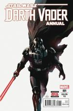 marvel darth vader annual 01