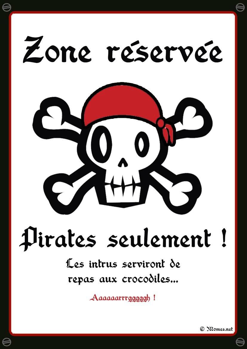 Top Activités et jeux pour une fête pirate (1ère partie) - Au pays de  PL22