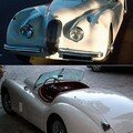 JAGUAR - XK 120 SE Roadster - 1954