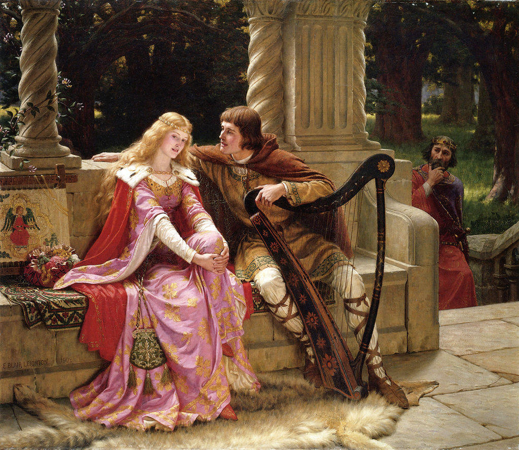 edmund_blair_leighton_tristan_et_iseult_1902_via_fr