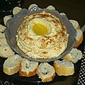 Houmous maison 