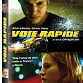 Concours voie rapide : 3 dvd a gagner