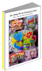 450PNG 3D CARTES Fête des mèresL