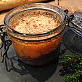 Parmentier de confit de canard à la patate douce