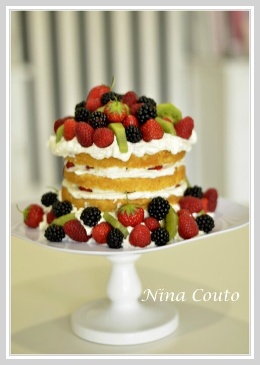 gateau anniversaire nimes fruits 1