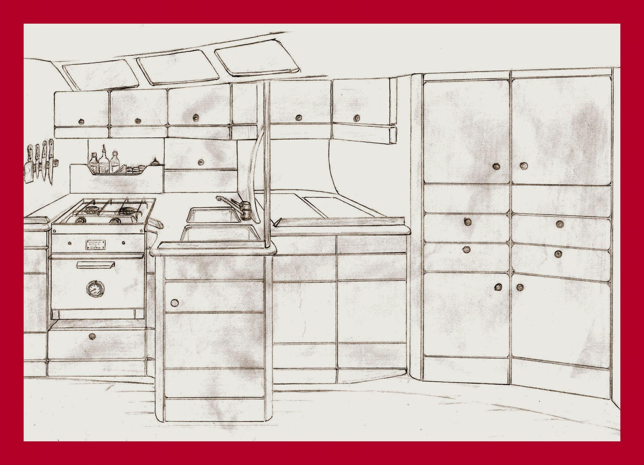 Le coin cuisine espalmador for Dessiner son plan de cuisine