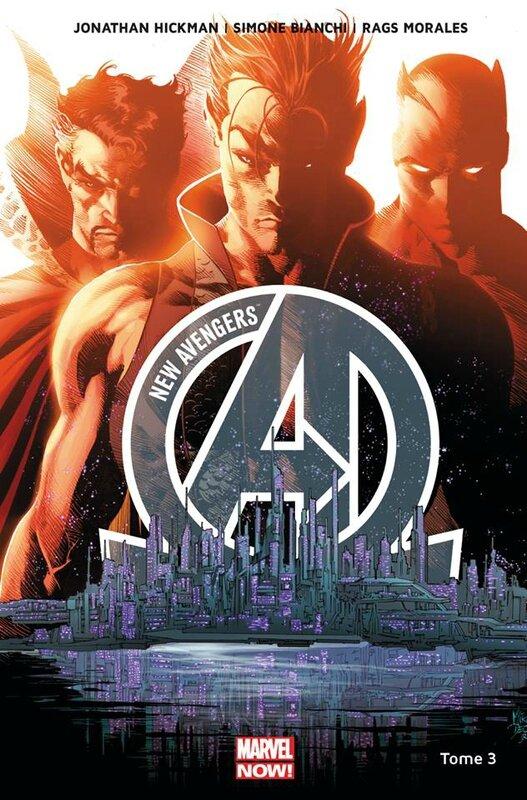 marvel now new avengers 03 d'autres mondes