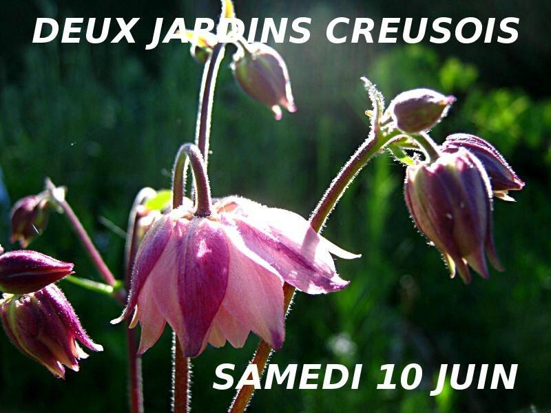 2 JARDINS CREUSOIS-