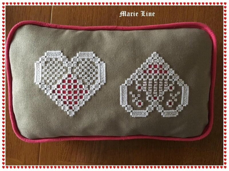 coussin marie line1