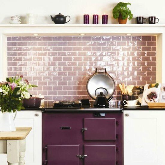 Plum%20Aga%20Stove%20and%20Purple%20Tile%20in%20Kitchen,%20Remodelista