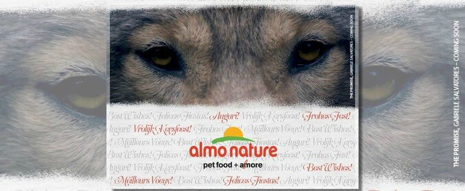 The Promise film de Almo Nature