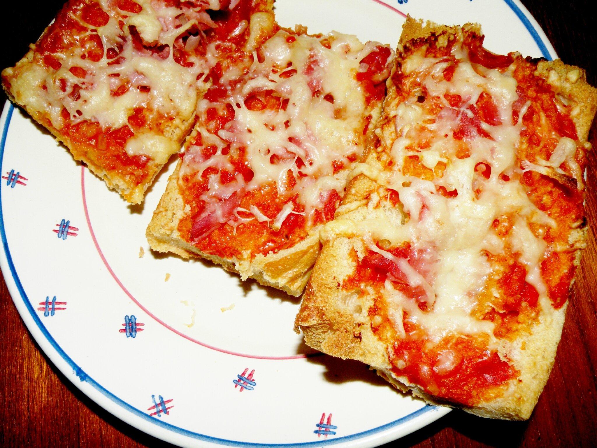 Pizza maison tres rapide et facile for Four a pizza maison