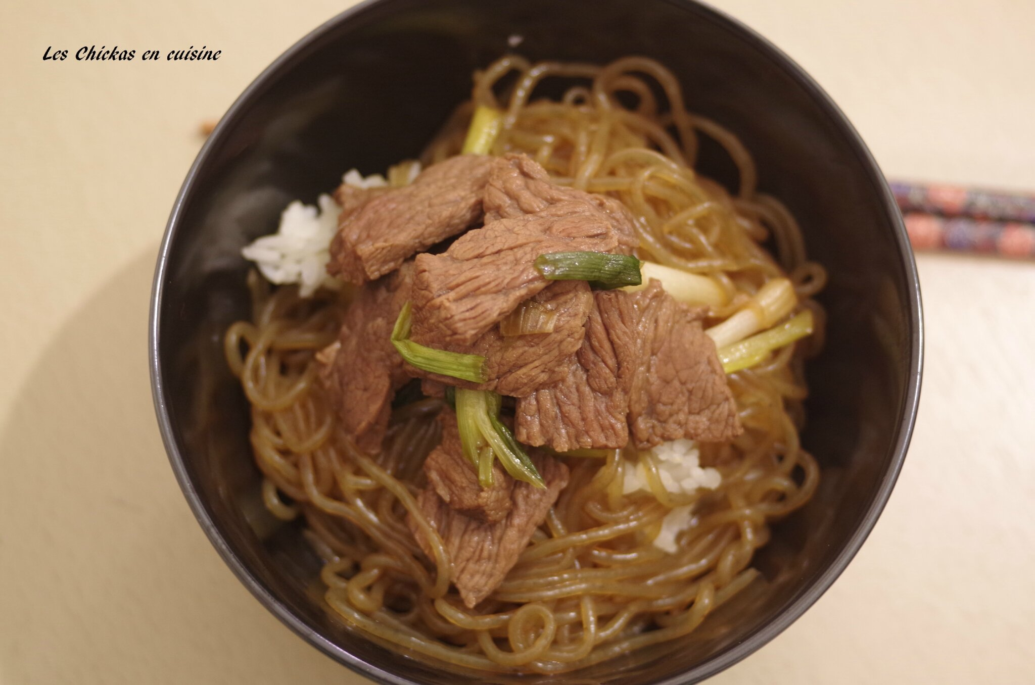 Comment cuisiner konnyaku - Comment cuisiner des nouilles chinoises ...