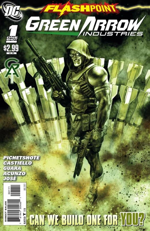 flashpoint green arrow industries