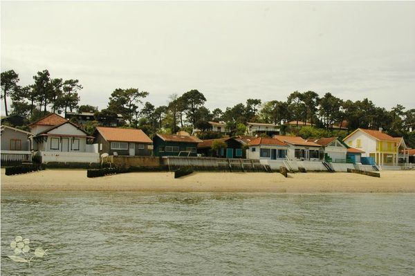 Bassin d'Arcachon_maisons de pcheurs