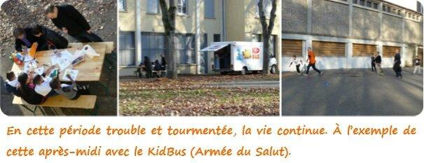 Quartier Drouot - Après-midi KidBus