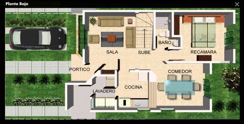 Los planos mi casa en el caribe for Planos para remodelar mi casa
