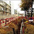 Rouen - Rue Jacqueline Auriol