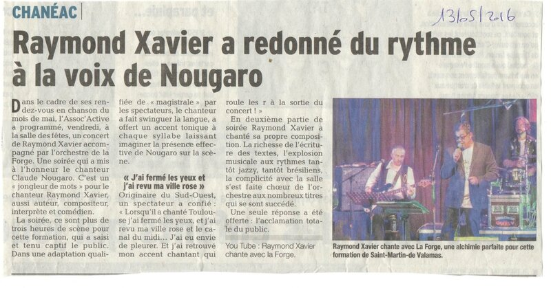 article dauphiné concert chaneac