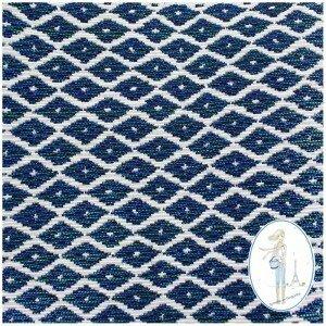 tissu-jacquard-bleu-jakarta