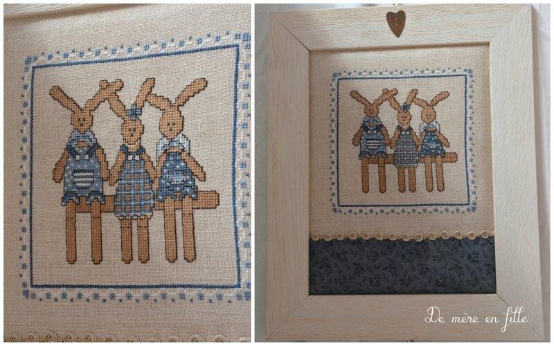 3 petits lapins