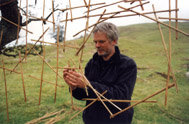 Andy_Goldsworthy_Sticks_Hung_from_a_Tree_Sculpture