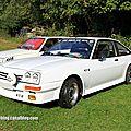 Opel manta GTE (30 ème Bourse d'échanges de Lipsheim) 01