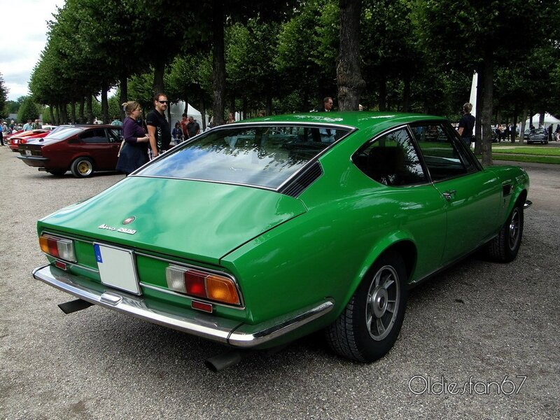 fiat dino 2400 coupe 2