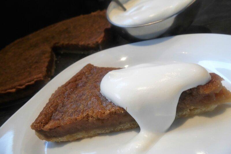 tarte au sirop d'érable (7)